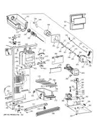 general electric refrigerator wiring diagram general electric