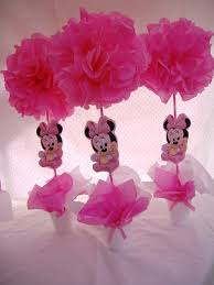 minnie mouse baby shower decorations diy minnie mouse baby shower favors style by modernstork