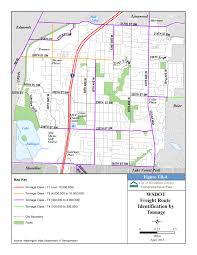 Wsdot Seattle Traffic Map by Maps Mountlake Terrace Wa