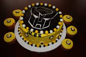 transformers cake decorations maggie may s bake shop bumble bee transformers cake