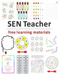 sen teacher has printables specialist links software downloads