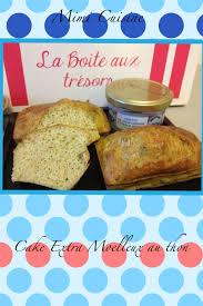 cuisiner thon cake au thon moelleux mimi cuisine