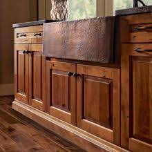 Birch Kitchen Cabinets This Rustic Birch Cabinetry With A Praline Finish Adds A Rugged