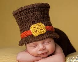 baby pilgrim hat etsy