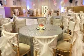 ruffled chair covers chair cover hire northwest ozzy events