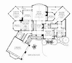 Luxury Craftsman Style Home Plans 100 House Plans Single Level Home Design Single Story