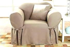 slipcovers for chair armchair slipcover sure fit slipcovers cotton duck wing chair