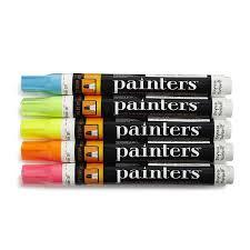 painters amazon com elmer u0027s painters opaque paint marker fine point neon