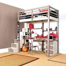 lits mezzanine avec bureau lit mezzanine pour ado lit conforama ado lit superpose avec bureau
