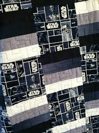 Star Wars Room Decor Etsy by Quilted Blanket Baby Throw Quilt