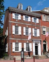 colonial houses society hill encyclopedia of greater philadelphia