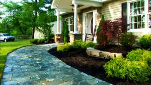Front Yard Landscaping Ideas Without Grass Furniture Captivating Landscaping Ideas For Front Yard And