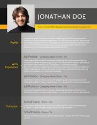 modern resume format 49 modern resume templates to get noticed by recruiters