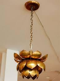 Lotus Chandelier Brass Lotus Chandelier Lotus Chandeliers And Brass Chandelier