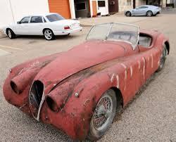 for restoration for sale 1953 xk 120 roadster restoration project
