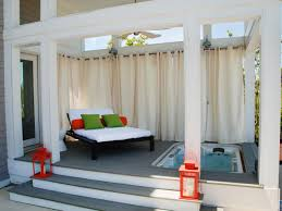 curtains ideas outdoor deck curtains inspiring pictures of