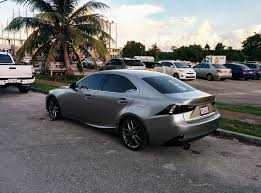 lexus is tail lights aquguam is350 f sport atomic silver build clublexus lexus