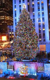 christmas in new york city rockefeller center i really hope we
