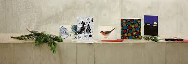 christmas cards art stationery tate shop