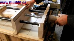 Building Woodworking Bench Homemade Woodworking Vise Preview Youtube