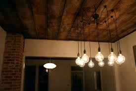 pottery barn light bulbs diy pottery barn edison chandelier chandelier designs