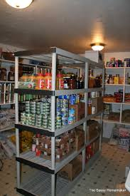 basement storage shelves 20 best step 1 food storage shelves images on pinterest