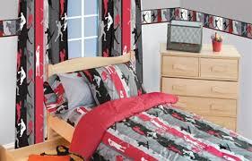 themed duvet cover cotton made in usa sports themed boys duvet cover bedding set