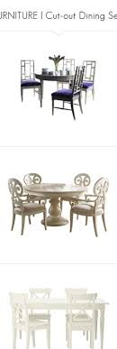 sullivan round dining table sullivan extension round dining table 699 liked on polyvore