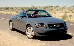 2001 audi tt quattro review used 2003 audi tt convertible pricing for sale edmunds