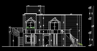 autocad home design 2d old fashion house 2d dwg plan for autocad designs cad