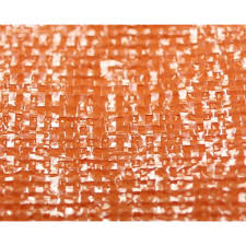 hi vis bright orange woven geotextile membrane for contaminated