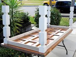 How To Make A Dining Room Table Best 25 Old Door Tables Ideas On Pinterest Door Tables Door