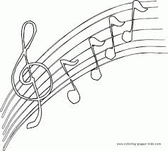 printables toddlers music coloring pages free