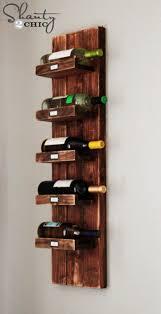 diy monday wine rack ohoh blog