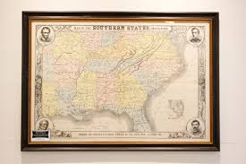 Map Of Southern States Antique Maps U0026 More