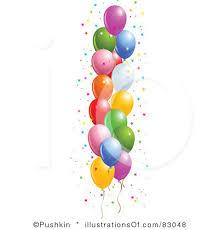 free balloons free birthday balloon clip clipart panda free clipart images