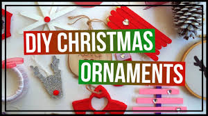 20 diy christmas ornaments how to make christmas ornaments diy