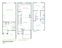 row home floor plans doe tour of zero floorplans row homes at perrin s row by town