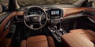 2011 Silverado Interior 2018 Traverse Mid Size Suv Chevrolet