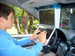 Laptop Steering Wheel Desk Powerdesk