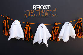 halloween ghost crafts make it fun crafts giant hanging ghost a and a glue gun
