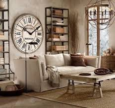 Decorative Wall Clocks For Living Room Oversized Decorative Wall Clocks Foter