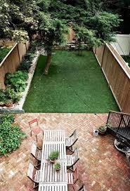 Townhouse Backyard Design Ideas Landscape Inspiration A Dozen Lush Lovely Townhouse Backyards