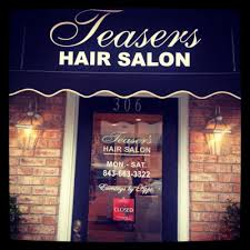 hair salon in north myrtle beach sc 29582 teasers hair salon