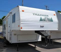 2000 Fleetwood Tracker 265 H Fifth Wheel Tulsa Ok Rv For Sale