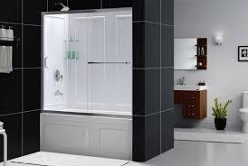 infinity plus sliding shower door glass shower door from