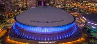 mercedes dome mercedes superdome orleans usa babini office