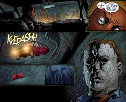 Halloween Comics The Weird History Of Michael Myers On The Page