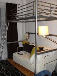 Ikea Tuffing Bunk Bed Hack All Sizes Ikea Tromso Loft Bed Frame 125 Flickr Photo