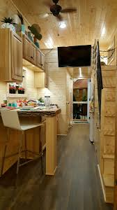 getaway tiny house project glenmark construction inc